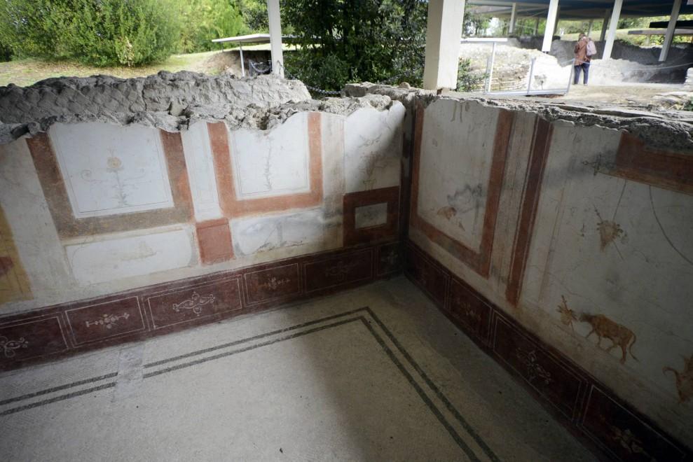 Villa di Livia, così rinasce la casa dell'imperatrice