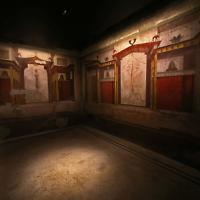 La dimora di Augusto sul Palatino: affreschi, statue e colori