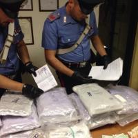 Movida, sequestrati 26 chili di marijuana