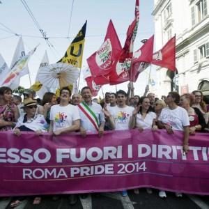 Gay Pride, gemellaggio Roma-San Francisco