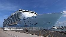Oasis of the Seas, la nave è una città che galleggia