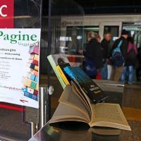 Atac, torna il bookcrossing davanti alle fermate dei bus