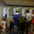 """""""Abbandonati all'aeroporto  di Fiumicino dopo l'infarto"""""""