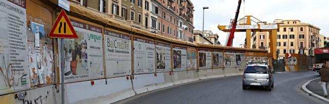 Metro C oltre piazza Venezia: ecco il progetto con le fermate piazzale Clodio e Farnesina