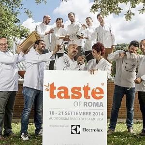 Taste of Roma, grandi chef low cost