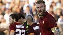 Ora il Cagliari di Zeman, De Rossi in campo Baby Keita: gol e fantasia contro il Genoa