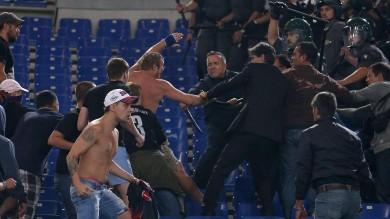 Champions, scontri all'Olimpico: due feriti  tornano liberi gli ultrà arrestati
