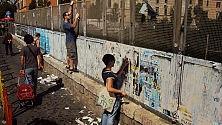 Pigneto, la battaglia anti-degrado    Foto