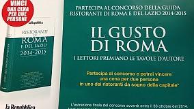Guida dei Ristoranti di Roma   -   Le novità        La presentazione in Campidoglio  Foto
