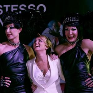 """Pascale al Gay Village: """"Sì alle unioni civili e ai matrimoni omosex. L'Italia è un paese bigotto"""""""