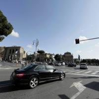 """Fori Imperiali, Marino: """"Della Valle interessato al restauro"""". E l'appello ai politici: """"Non passate con l'auto blu"""""""