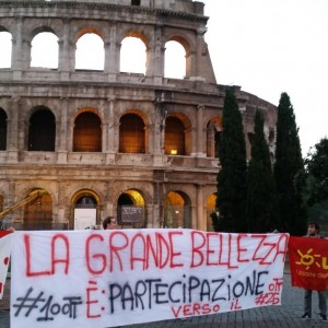 """Corteo Roma, gli studenti tornano in piazza: """"Tagliare fondi non è una buona scuola"""""""