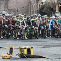 Granfondo, da Roma ai Castelli in bici