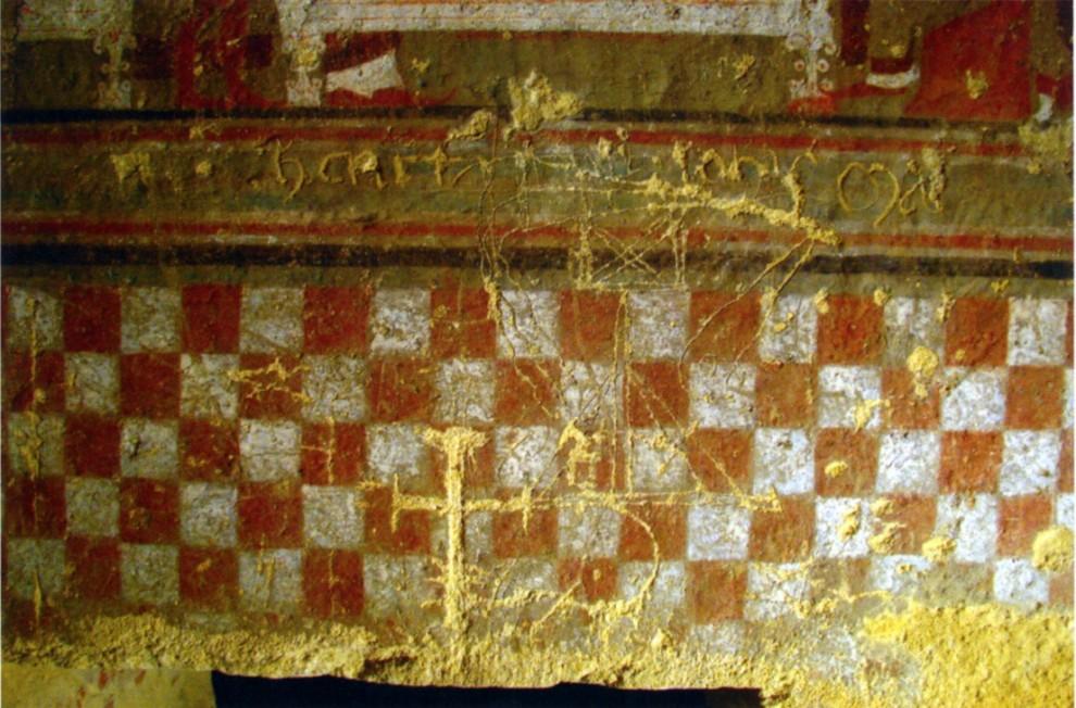 Risultati immagini per tomba bartoccini templari