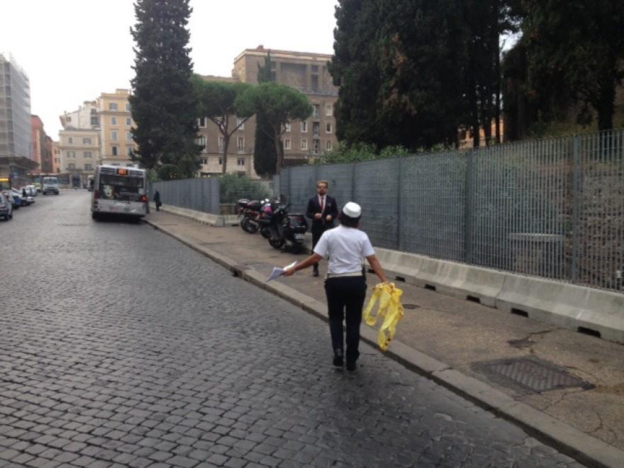 Ztl Tridente Da Piazza Del Popolo Ad Augusto Imperatore Al