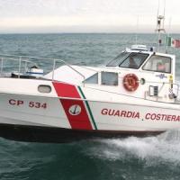 Circeo, scontro in mare tra barche: 4 feriti, uno è grave
