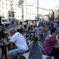 Blitz nei locali di Campo de' Fiori, scoperta evasione di 800mila euro