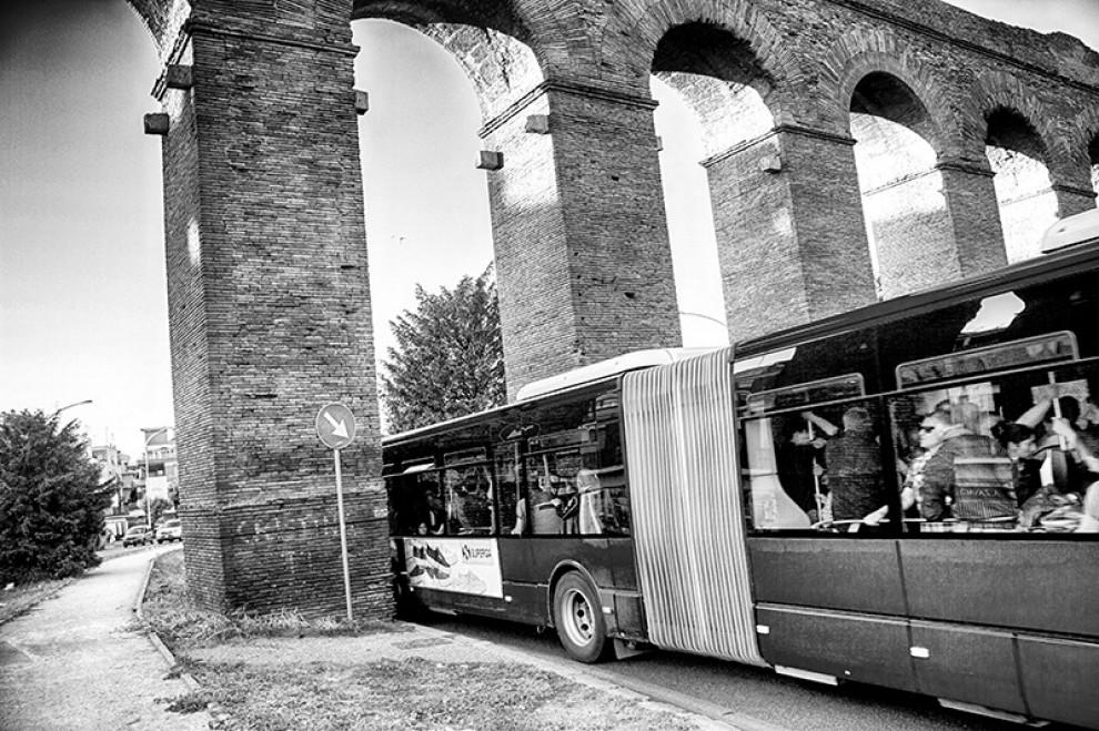 Dal pigneto a torpignattara i quartieri in bianco e nero for Roma in bianco e nero