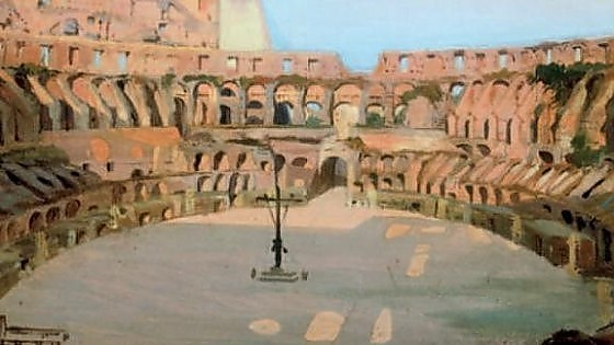 """Colosseo, l'idea di Franceschini in un tweet: """"Ricostruiamo l'arena dei gladiatori"""""""