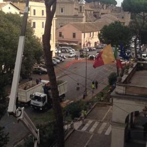 """Maltempo, allerta a Roma: oggi scuole chiuse e meteo da """"codice rosso"""""""