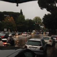 Maltempo a Roma, le foto dei lettori/ 1