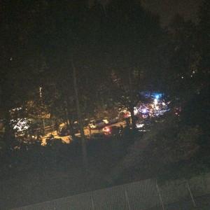 Tor Sapienza, un'altra notte di guerriglia: bombe carta e cariche della polizia
