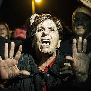 """Tor Sapienza, l'urlo della pasionaria: """"Nessun razzismo ma ci fanno paura"""""""