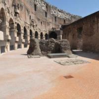 """Colosseo, tra un anno verrà aperto """"l'attico"""" sopra al terzo anello"""