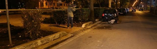 Auto travolge bimbi su marciapiede Il conducente rischia il linciaggio   Foto