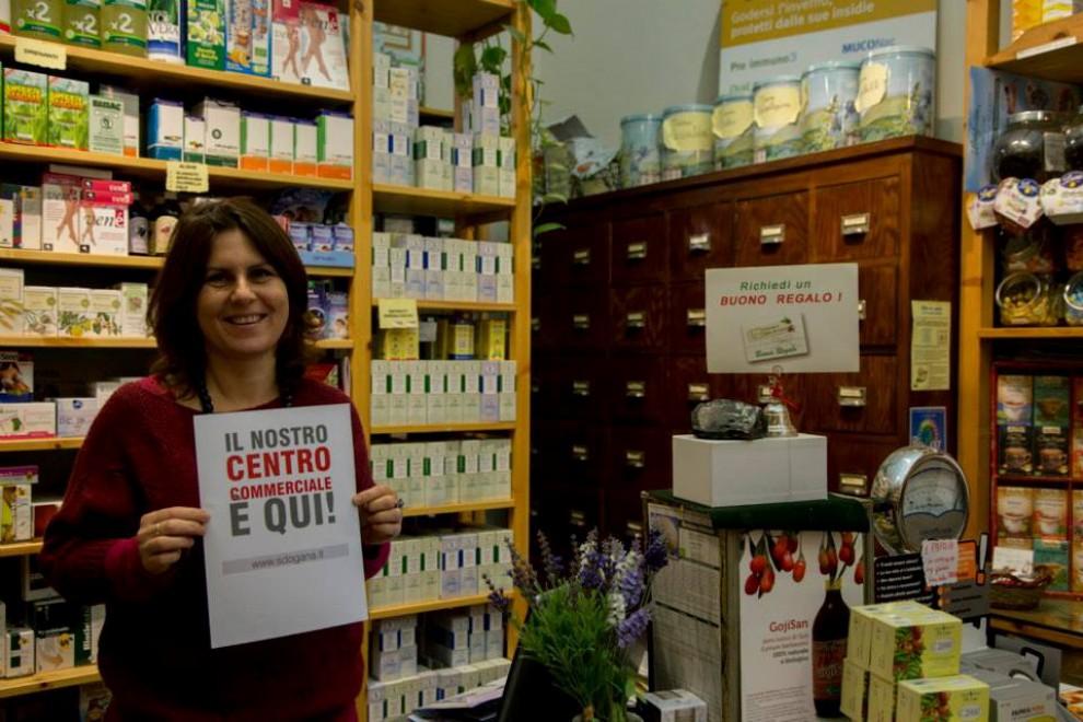 """""""Il nostro centro commerciale è qui"""": San Lorenzo a protezione dell'ex dogana"""