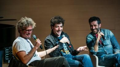 """Fabi-Silvestri-Gazzè: """"Il nostro viaggio rock dalle strade di Roma all'Africa""""    Video  /  Foto"""