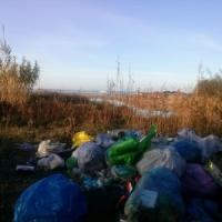 Passoscuro, rifiuti e degrado