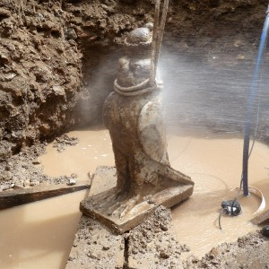 """Il dio Horus a Villa Adriana: """"Scoperto il tempio di Iside"""""""