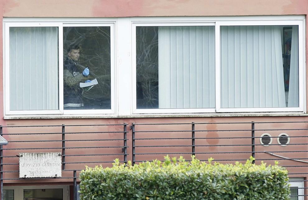 Mafia capitale, trafugato un pc dall'ufficio Servizio giardini del Campidoglio