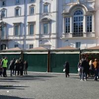 """Piazza Navona, ora è ufficiale: """"Niente mercato della Befana"""""""