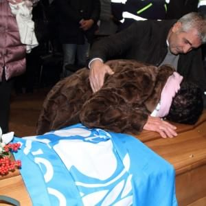 """Sora, folla ai funerali di Gilberta Palleschi. Il vescovo: """"E' l'ora del dolore"""""""