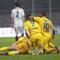 Frosinone, occasione sprecata per la vetta: solo 1-1 col Cittadella