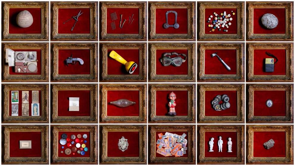 Viaggio nel tempo gli oggetti del museo agostinelli 1 for Oggetti sacri roma
