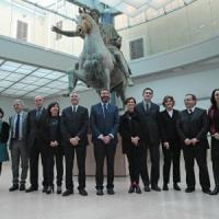 Comune, Marino presenta la nuova giunta anti-corruzione: in squadra il giudice Sabella,...
