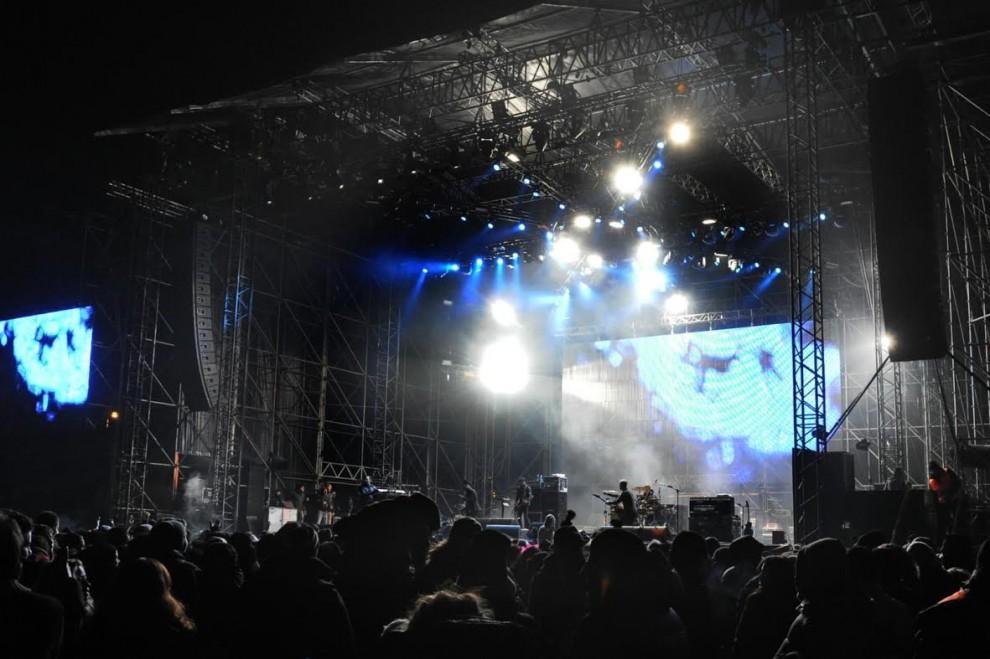 Circo Massimo, la festa per il 2015 con Mannarino e Subsonica