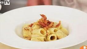 I maccheroni alla carbonara dello chef Angelo Troiani  Video