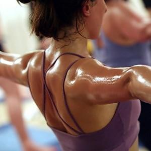 bikram yoga è per la perdita di peso