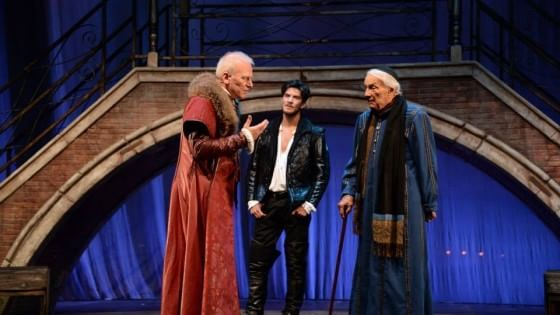 shyloc as a a 2018-7-30 shylock was a character in one of shakespear's plays (the merchant of venice) he was a jewish usurer, so saying that a person is a shylock.