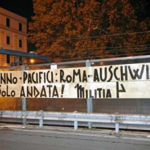 Antisemitismo, condannati sei esponenti di Militia, tra cui il leader Boccacci