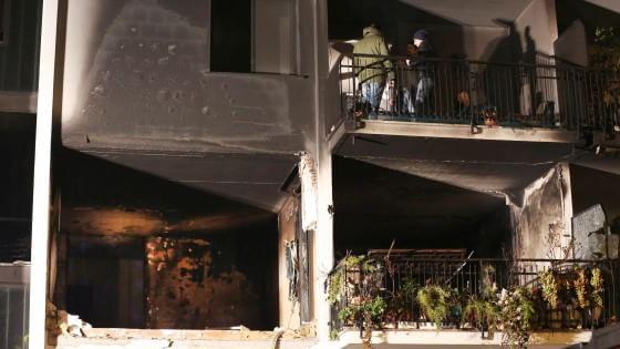 Esplosione in un palazzo, 82enne fermata proprietaria di numerosi appartamenti