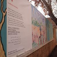 """Piazza Dante, il """"cantiere dei poeti"""" contro il cemento"""