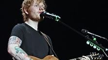 Voce e chitarra:  Ed Sheeran
