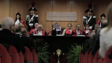 """Roma, al via il nuovo anno giudiziario    Ft    Il pg: """"Mafia Capitale ha corrotto i politici"""""""