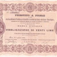 Ultracentenaria trova un Bot da 20 lire del 1905: oggi vale 5mila euro