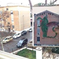 Street art e musica, con SanBa gli studenti colorano la periferia